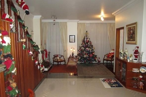 decoracao de sala natal : decoracao de sala natal:dicas de como fazer a decoração da sala para o Natal e 16 fotos