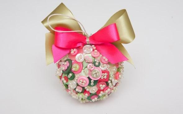 decorar arvore natal simples:Bolinhas De Natal