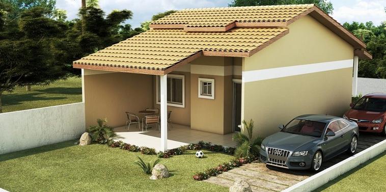 19 Fachadas De Casas Simples E Modernas