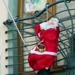 Decorar a varanda de apartamento para Natal 008