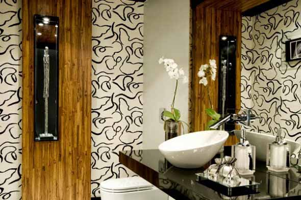 Bancada de banheiro decorada -> Cuba Para Banheiro Dourada