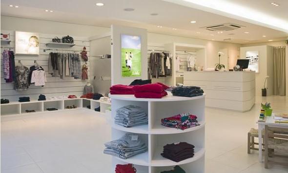 Decorar lojas de roupas 4 passos e 20 idéias com fotos -> Como Decorar Uma Loja Pequena De Roupas