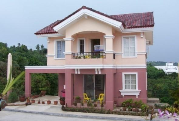 20 modelos de fachadas de casas decoradas com 5 dicas for Modelos de fachadas de casas