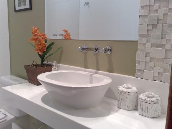 14 modelos de lavabos pequenos e modernos for Lavabos modernos