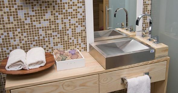Os Melhores Quadros Pequenos Para: 14 Modelos De Lavabos Pequenos E Modernos