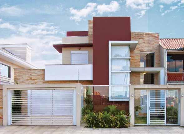 7 dicas para decorar a fachada de casa - Fachada de casa ...