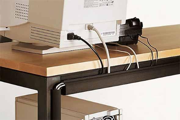 Home Office Cable Management: 7 Dicas Para Montar Uma Estação De Trabalho Em Casa