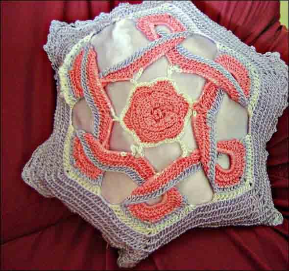 Montar capas para almofadas modernas 012