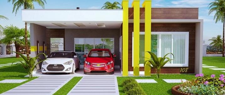 20 Modelos De Garagens Para Carros