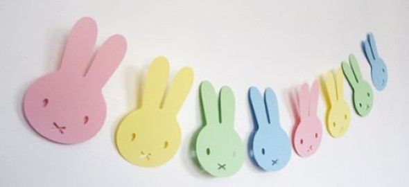20 dicas de decoraç u00e3o de Páscoa em EVA para sala de aula