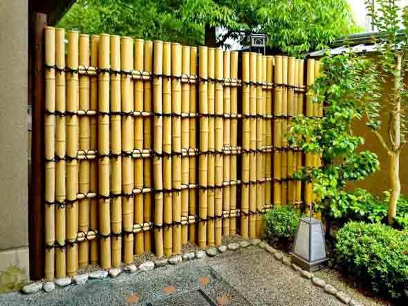 Bambu na decora o de ambientes - Casas rurales cerca de talavera ...