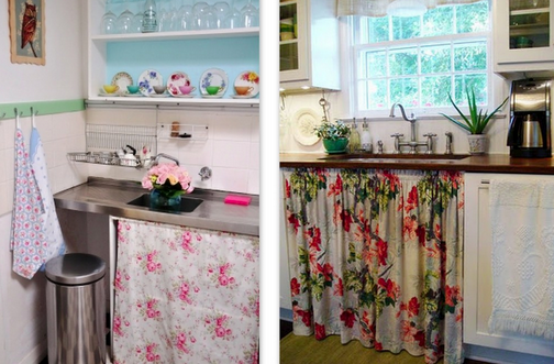 Decorar a cozinha com pouco dinheiro e muita criatividade - Como decorar un armario ...