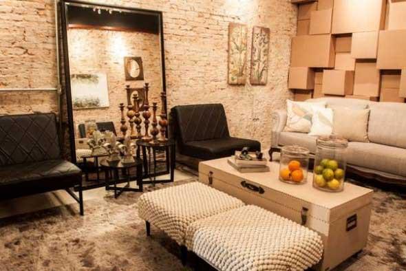 decoracao alternativa de casas : decoracao alternativa de casas:de antigamente e que ficou marcado neste estilo de decoração