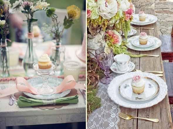 18 idéias de decoraç u00e3o para o almoço do Dia das M u00e3es -> Decoração De Mesa Para Almoço Dia Das Mães