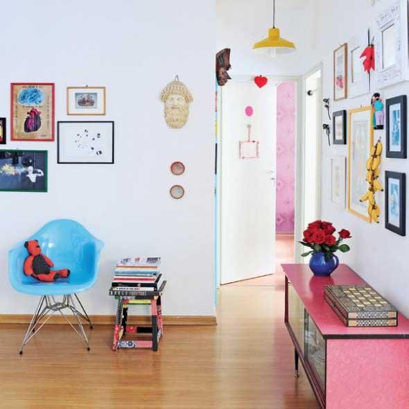 5 dicas para decorar a sala misturando estilo retro e moderno - Casas decoradas estilo vintage ...