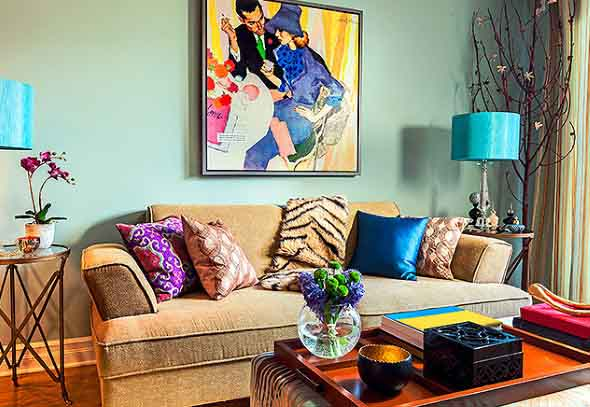 decoracao de sala jovem: retro é a sala montar uma decoração retro na sala objetos antigos