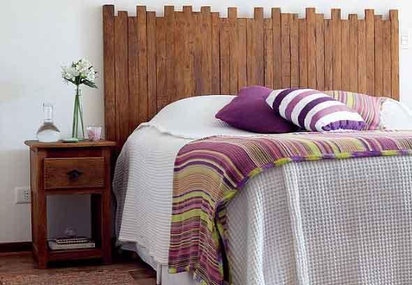 Modelos de cabeceira de cama diferentes 009