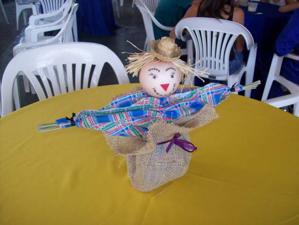 Artesanatos para decorar festa junina 008