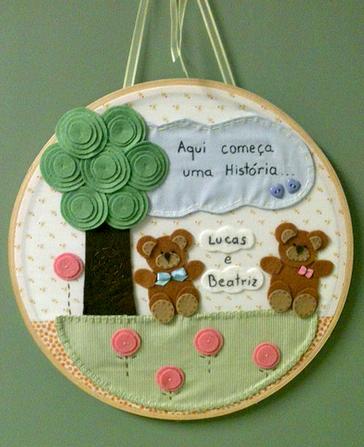 quadro maternidade 5