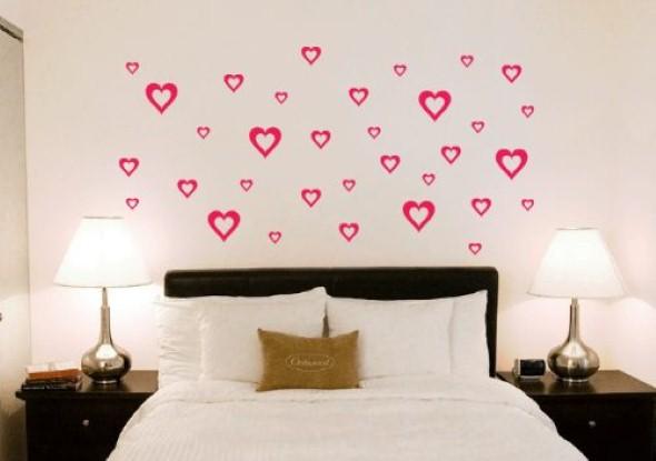 Como fazer adesivos de papel contact para decorar paredes - Paredes como decorar ...