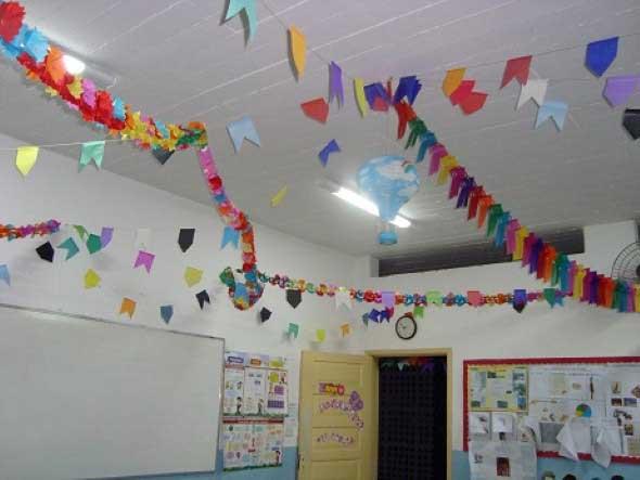 Decorar sala de aula para Festa Junina 005
