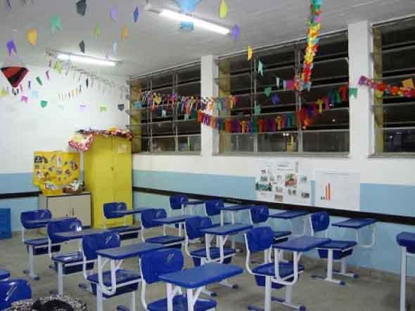 Decorar sala de aula para Festa Junina 012