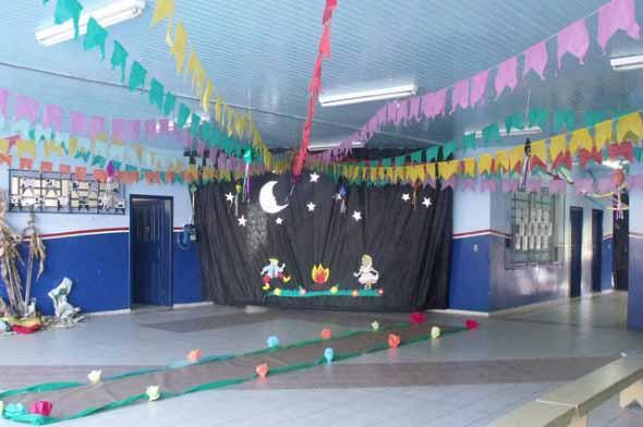 Decorar sala de aula para Festa Junina 016