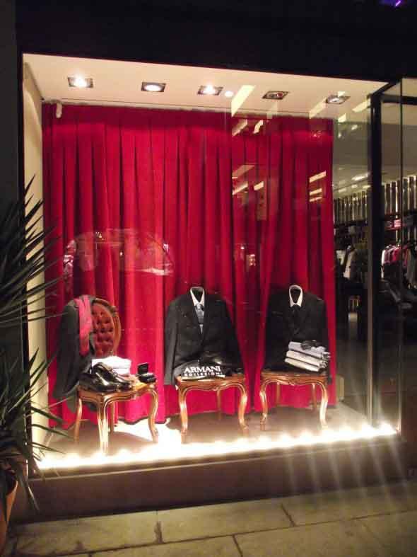 f8b48e717178c 18 ideias para decorar vitrine de loja de roupa masculina