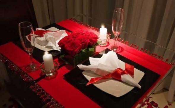Dia dos Namorados decoração 003