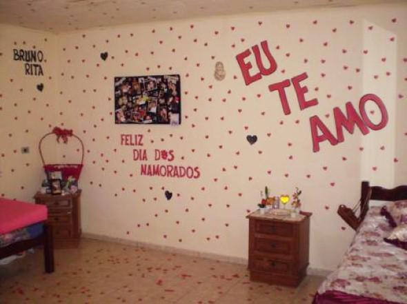 Dia dos Namorados decoração 004