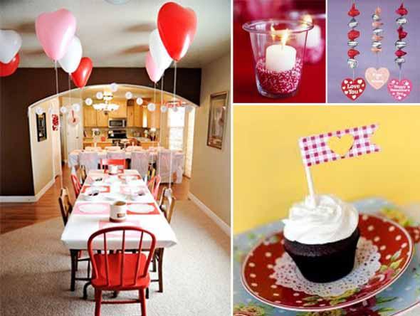 Dia dos Namorados decoração 005