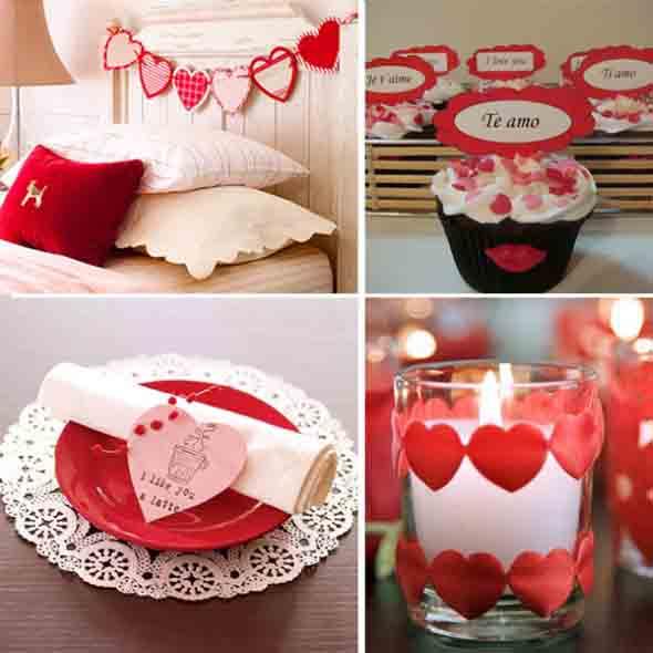 Dia dos Namorados decoração 008