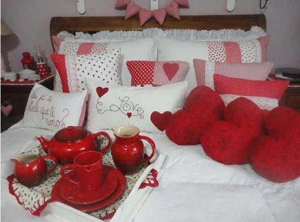 Dia dos Namorados decoração 014