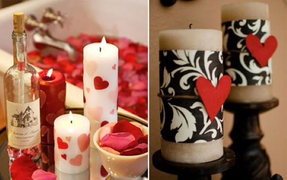 Dia dos Namorados decoração 016