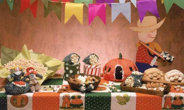 Ideias para decoração de festa junina 002
