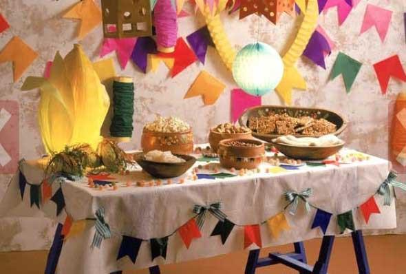 Ideias para decoração de festa junina 003