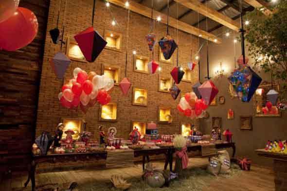 Ideias para decoração de festa junina 008