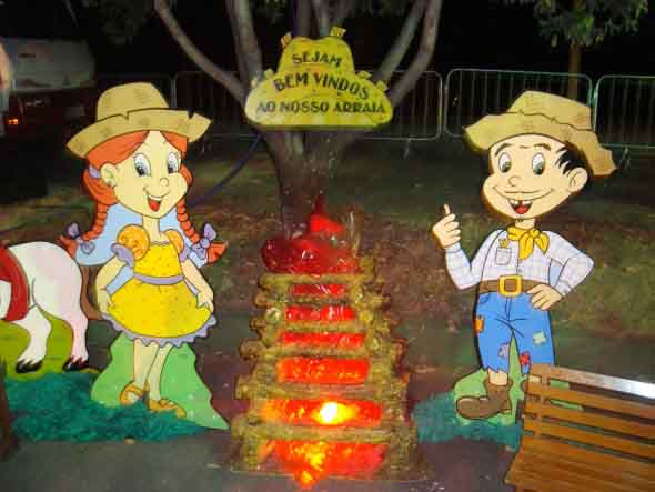 Ideias para decoração de festa junina 009
