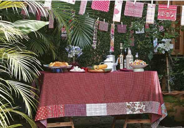 Ideias para decoração de festa junina 013
