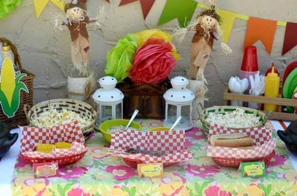 Ideias para decoração de festa junina 014