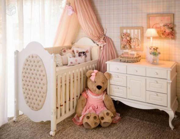 Quadro de maternidade para o quarto do bebê 008
