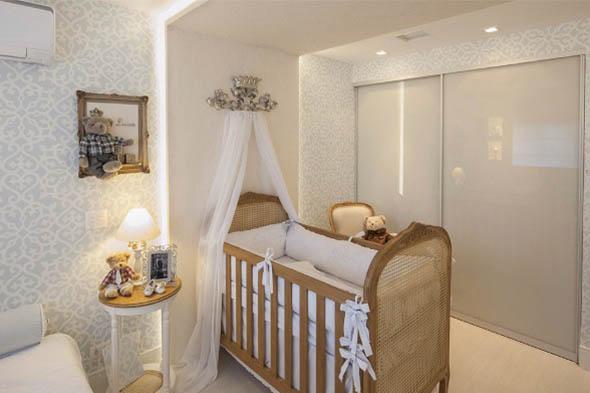 Quadro de maternidade para o quarto do bebê 016