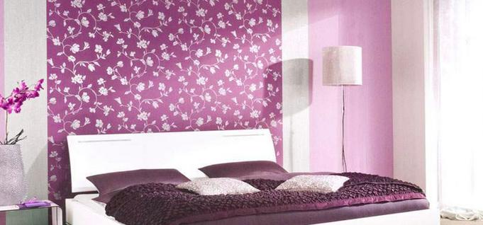 845a9352d 22 idéias para decorar parede com papel contact