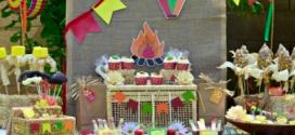 38 ideias de decoração para festa junina