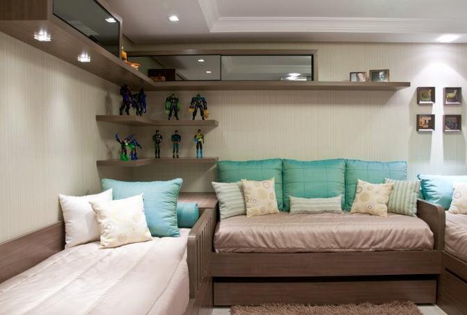 28 ideias para decorar o quarto de hóspedes