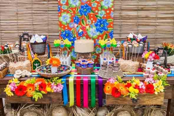 Artesanato Alagoas Maceio ~ 38 ideias de decoraç u00e3o para festa junina