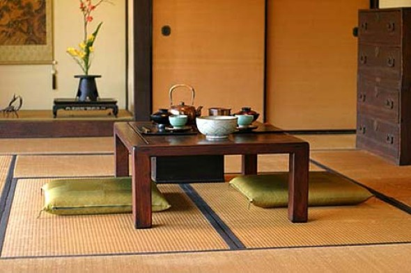 19 ideias de decora o estilo oriental e japon s para sala for Mesa japonesa tradicional