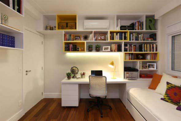 Quarto De Hóspede ~ 28 ideias para decorar o quarto de hóspedes