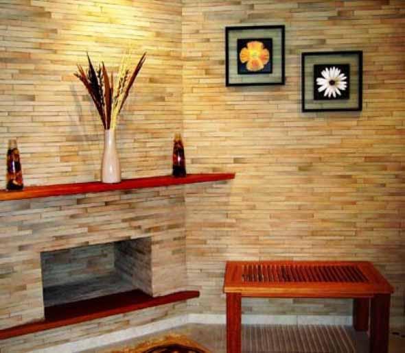 22 id ias para decorar parede com papel contact - Paredes decoradas modernas ...