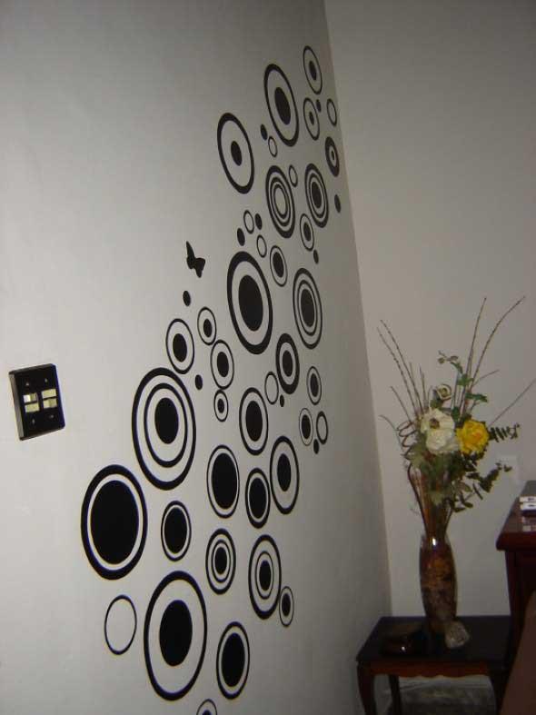 22 id ias para decorar parede com papel contact - Papel para decorar paredes ...
